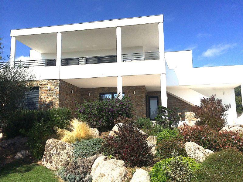 Vista esterna della casa vacanze Affitto Villa  112600 Sainte Lucie de Porto Vecchio