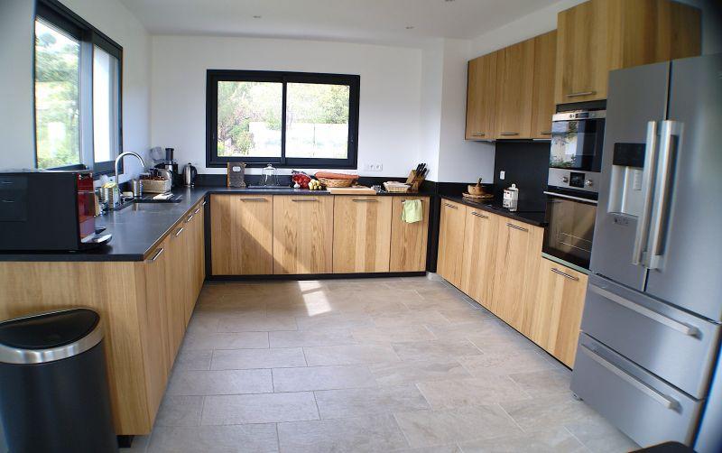 Cucina separata 1 Affitto Villa  112600 Sainte Lucie de Porto Vecchio