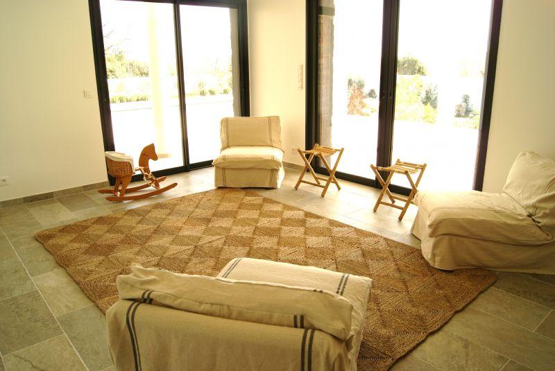 Soggiorno 2 Affitto Villa  112600 Sainte Lucie de Porto Vecchio