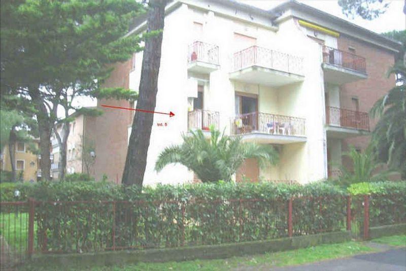 Vista dalla casa vacanze Affitto Appartamento 113139 Principina a Mare