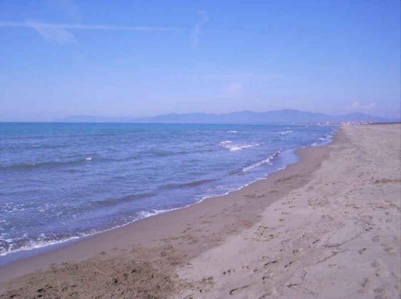 Spiaggia Affitto Appartamento 113139 Principina a Mare