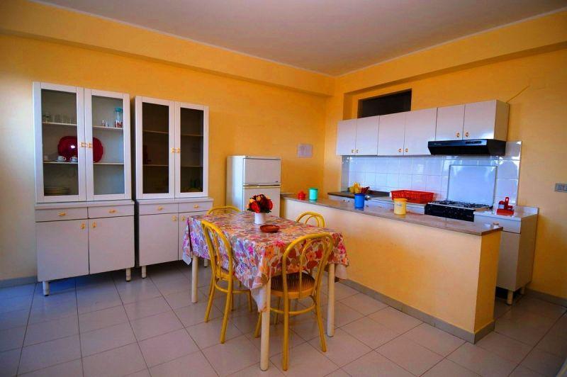 Cucina all'americana Affitto Appartamento 113235 Tropea