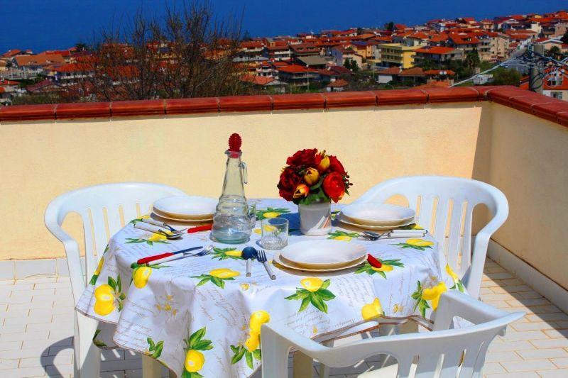Balcone Affitto Appartamento 113235 Tropea