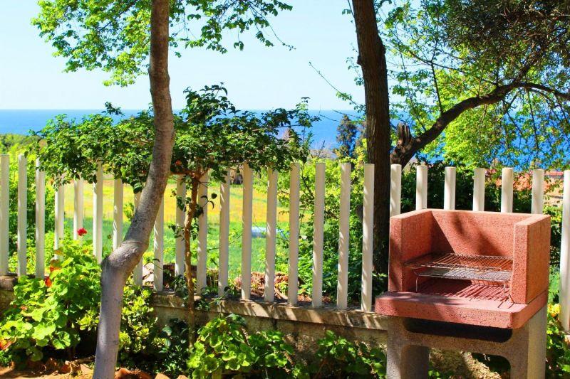 Barbecue Affitto Appartamento 113235 Tropea