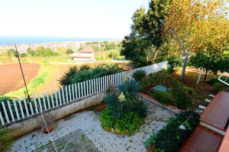 Giardino Affitto Appartamento 113235 Tropea