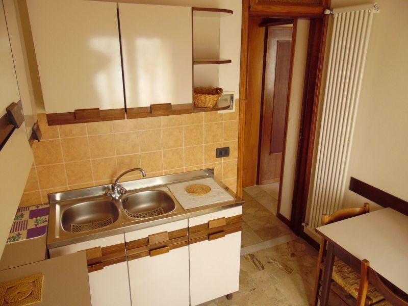 Cucina separata Affitto Appartamento 113911 Cervo