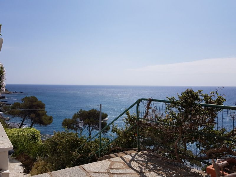 Vista dalla casa vacanze Affitto Appartamento 113911 Cervo