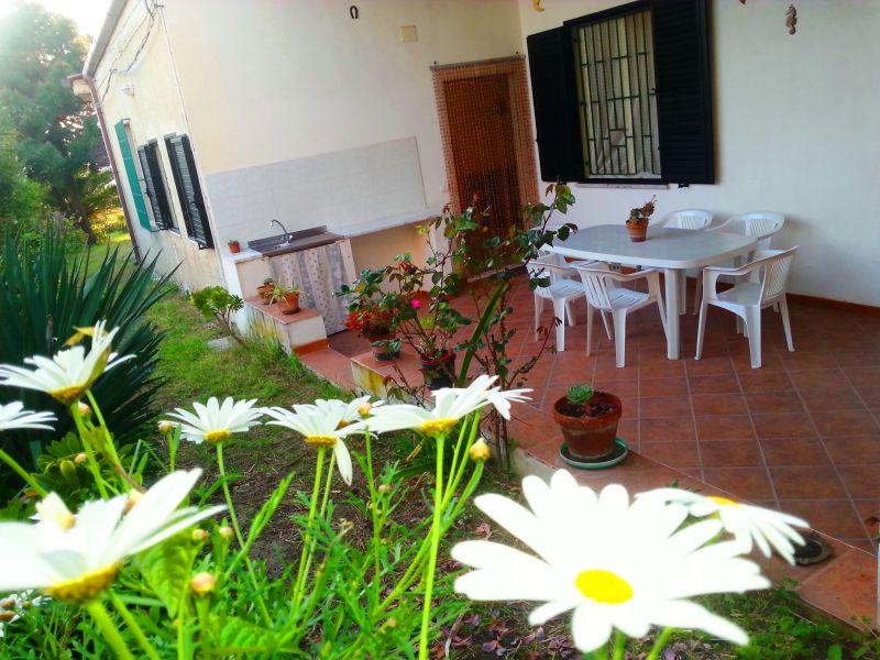 Veranda Affitto Villa  114104 Joppolo