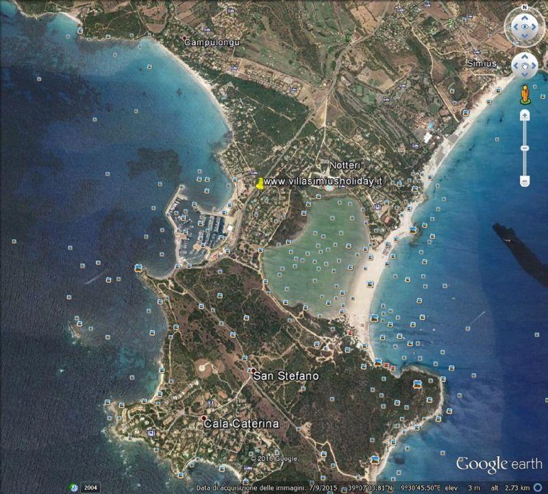 Spiaggia Affitto Casa 114543 Villasimius