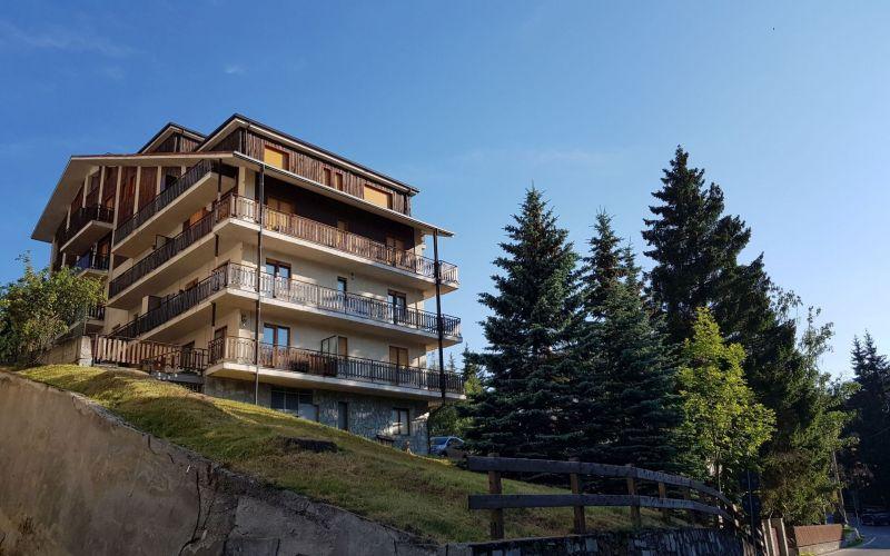 Vista esterna della casa vacanze Affitto Appartamento 116279 Sauze d'Oulx