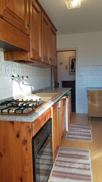Cucina separata Affitto Appartamento 116279 Sauze d'Oulx