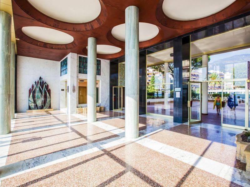 Entrata Affitto Appartamento 117152 Menton (Mentone)