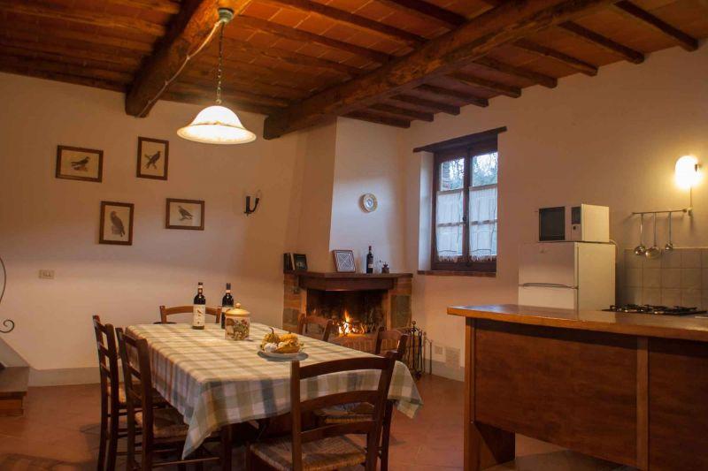 Sala da pranzo 1 Affitto Casa 117228 Arezzo