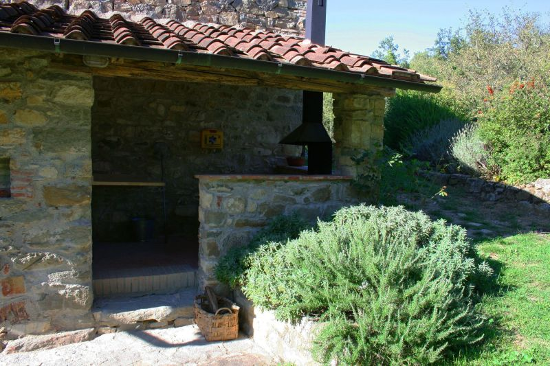 Barbecue Affitto Casa 117228 Arezzo