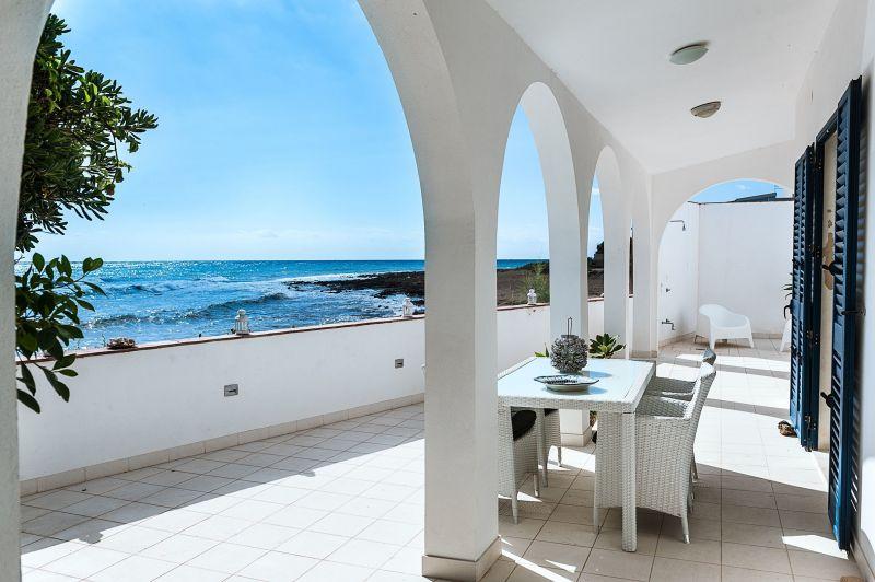 Veranda Affitto Villa  117388 Noto