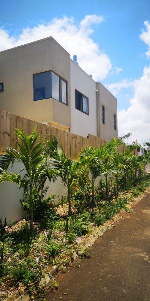 Vista esterna della casa vacanze Affitto Villa  117884 Flic-en-Flac