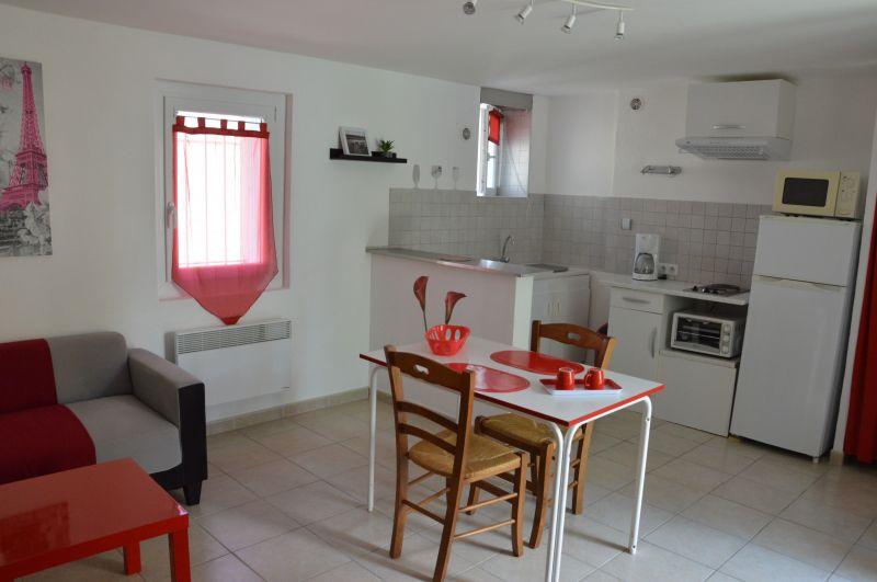Cucina all'americana Affitto Appartamento 118568 Saint Martin d'Ardèche