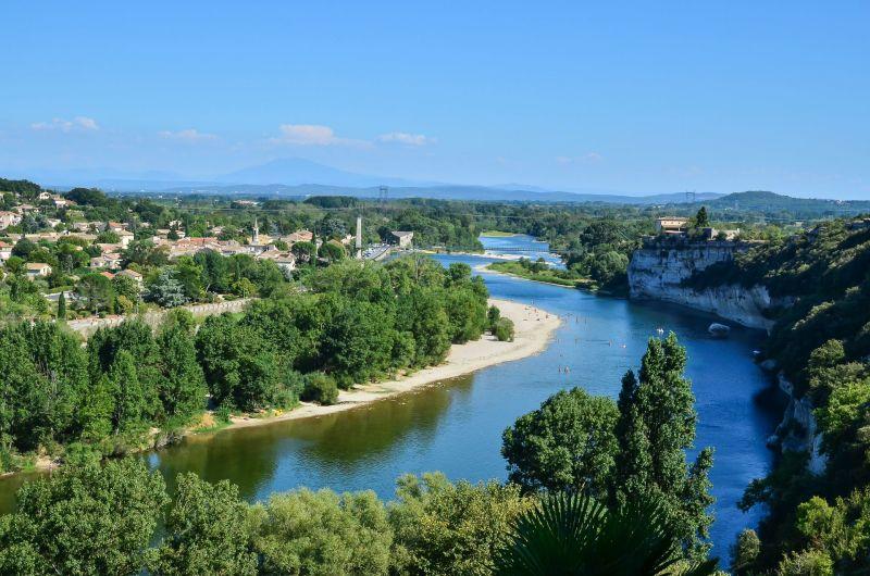 Altra vista Affitto Appartamento 118568 Saint Martin d'Ardèche