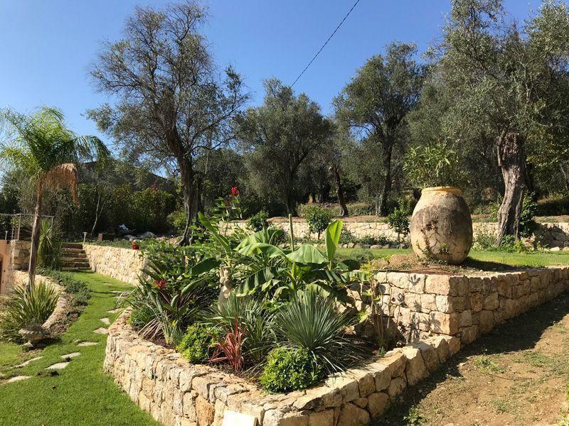 Vista esterna della casa vacanze Affitto Casa 118651 Grasse
