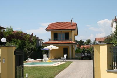 Vista dalla casa vacanze Affitto Casa 70340 Viareggio