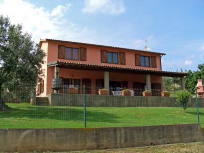 Vista esterna della casa vacanze Affitto Appartamento 76338 San Vincenzo