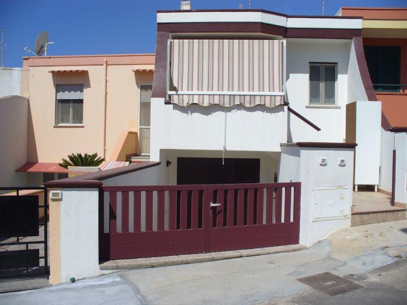 Vista esterna della casa vacanze Affitto Appartamento 78687 Santa Maria di Leuca