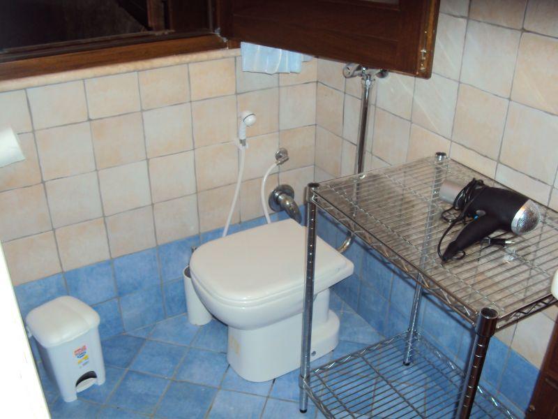 WC indipendente Affitto Appartamento 80627 Scopello