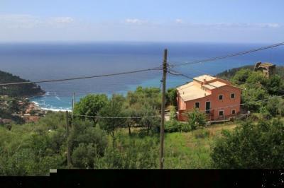 Vista dalla casa vacanze Affitto Casa 83335 Bonassola