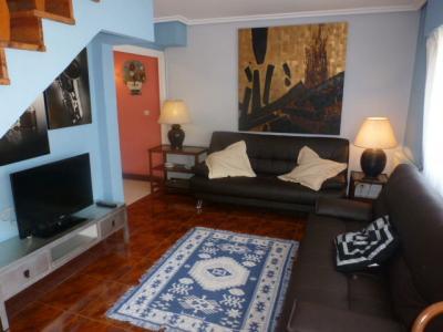 Soggiorno Affitto Appartamento 84848 Hondarribia