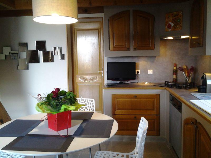 Cucina all'americana Affitto Casa 89896 Porticcio