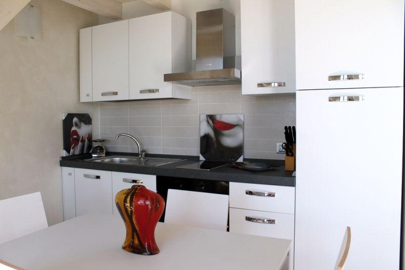 Cucina all'americana Affitto Appartamento 90943 Parzanica