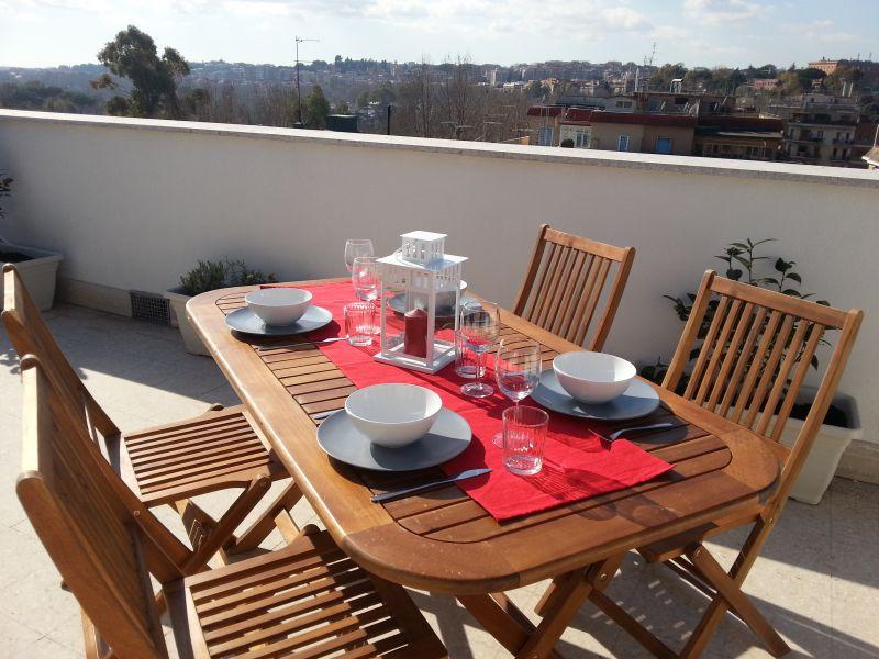 Terrazzo Affitto Appartamento 91428 Roma