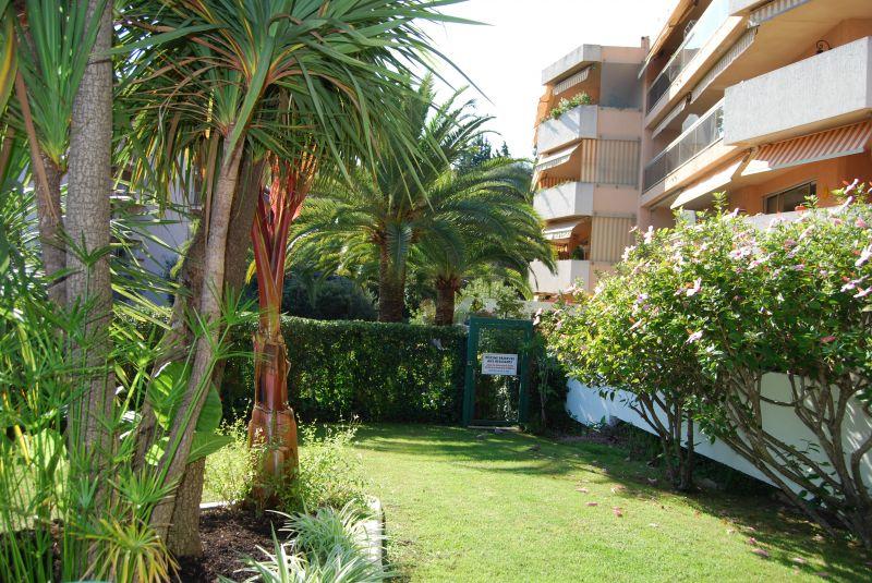 Vista esterna della casa vacanze Affitto Appartamento 92095 Nizza