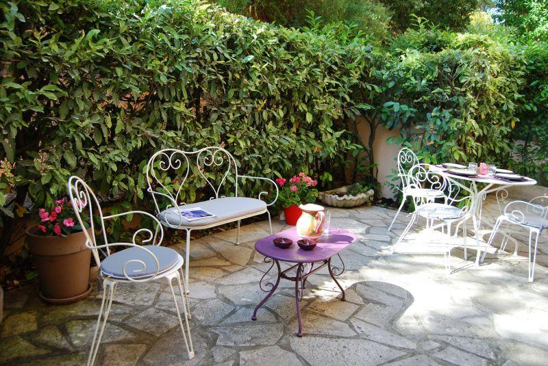 Giardino Affitto Appartamento 92095 Nizza