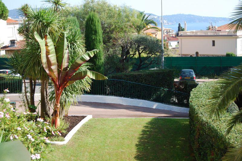 Vista dalla casa vacanze Affitto Appartamento 92095 Nizza