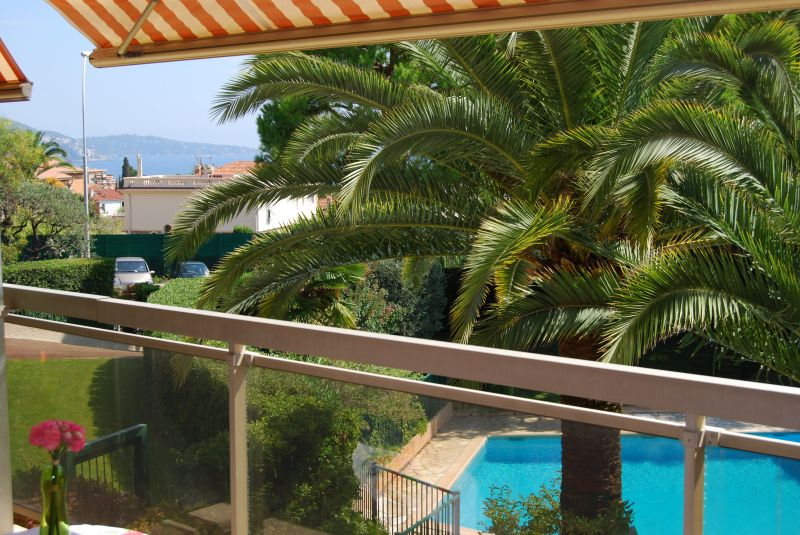Vista dal terrazzo Affitto Appartamento 92095 Nizza