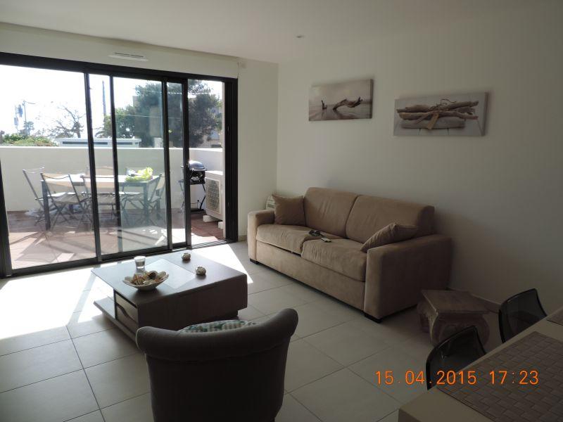Soggiorno Affitto Appartamento 92625 Sanary