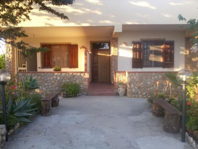 Vista esterna della casa vacanze Affitto Appartamento 97584 Menfi