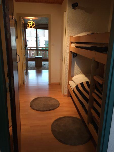 Zona notte aperta Affitto Appartamento 101179 Les 2 Alpes