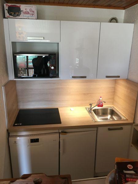 Cucina all'americana Affitto Appartamento 101179 Les 2 Alpes