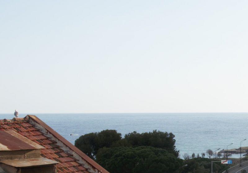 Vista dal balcone Affitto Appartamento 102654 Sanremo