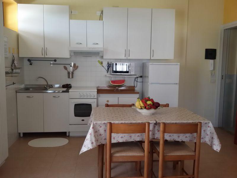 Sala da pranzo Affitto Appartamento 107534 Bellaria Igea Marina