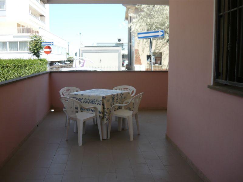 Terrazzo Affitto Appartamento 107534 Bellaria Igea Marina