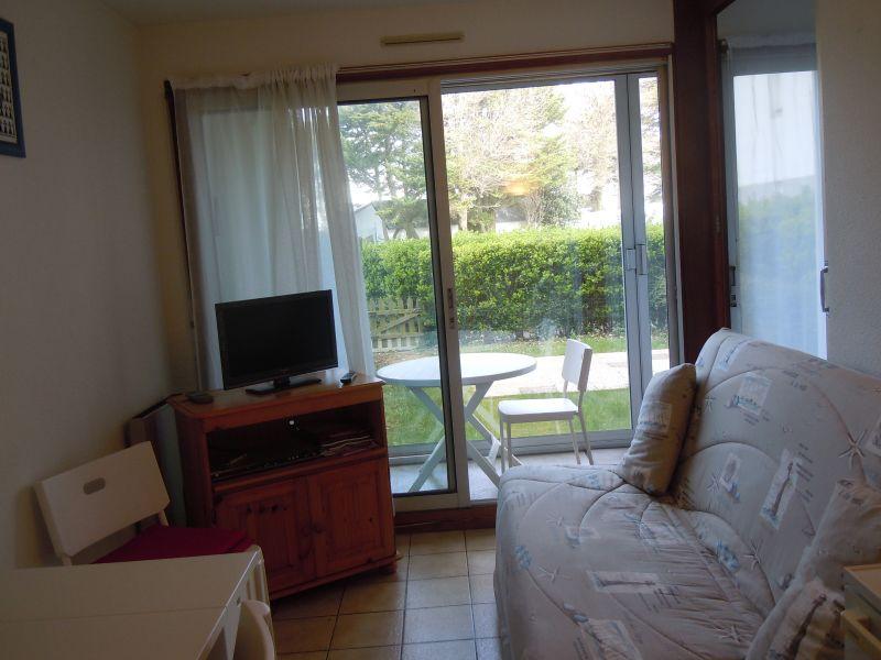 Soggiorno Affitto Appartamento 107693 Quiberon