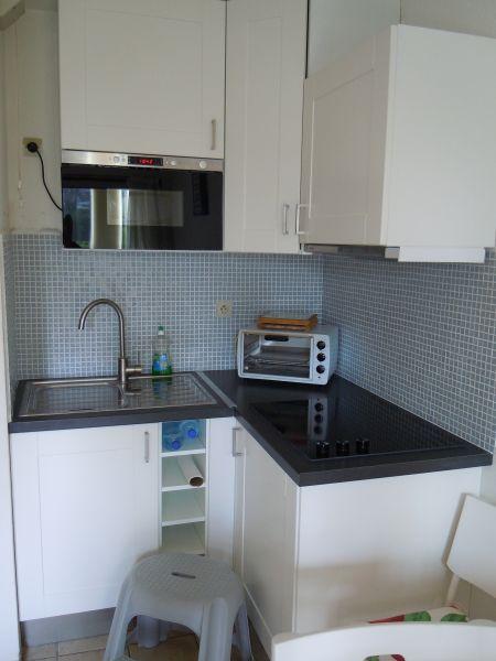 Angolo cottura Affitto Appartamento 107693 Quiberon