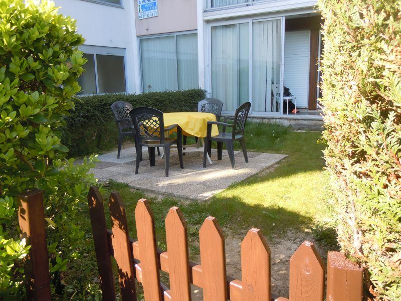 Giardino Affitto Appartamento 107693 Quiberon