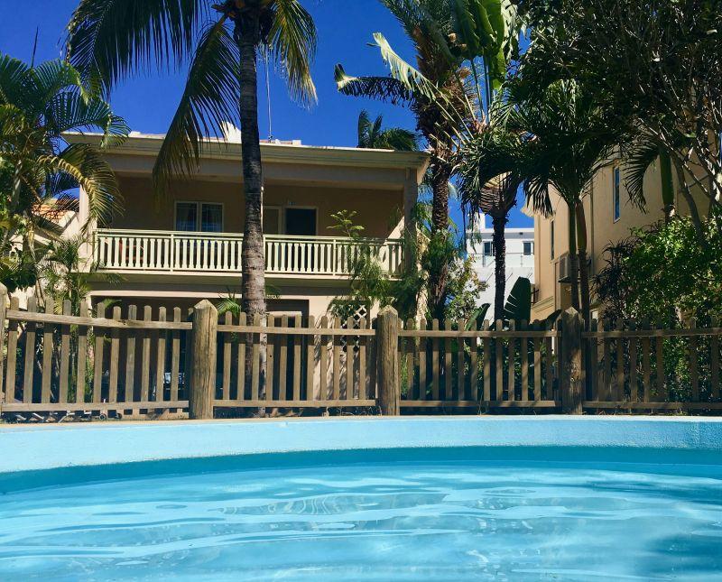 Vista esterna della casa vacanze Affitto Casa 111668 Flic-en-Flac