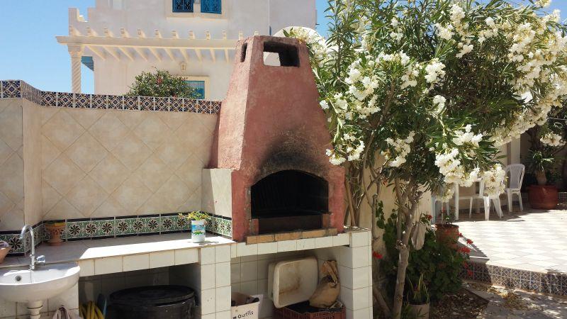 Barbecue Affitto Villa  112810 Djerba