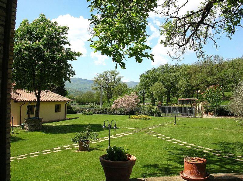 Giardino Affitto Villa  116579 Anghiari