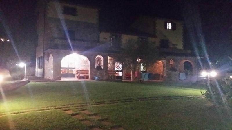 Vista esterna della casa vacanze Affitto Villa  116579 Anghiari